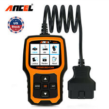 Universal Automotive Diagnostic Scanner OBD2 Engine Fault Code Reader Scan Tools