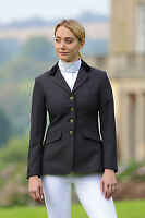 new Shires ladies aston show riding jacket all sizes navy, black, showing,
