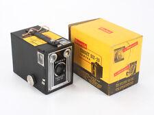 KODAK BROWNIE TARGET SIX-20, BOXED/cks/198412