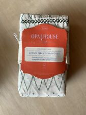 Opalhouse- Print Percale Cotton Sayukita Pillowcases, Standard