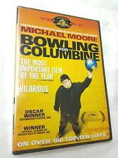 Bowling for Columbine (DVD, 2003) NEW free shipping