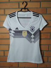 Germany football shirt Home 2018 - 2019 Women Size S jersey soccer Adidas