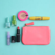 1x Victoria's Secret Red Makeup Cosmetics Bag / Coin Bag, Brand NEW!!