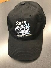 2018 Breeders Cup 35th Running  Nov. 2 and 3 -Black Cap new ready to ship