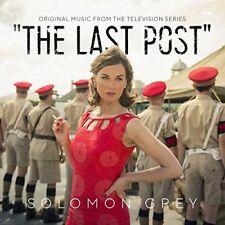 Solomon Grey - The Last Post Music CD 2017