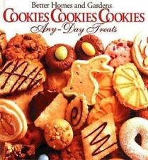 Better Homes and Gardens Cookies Cookies Cookies Any-Day Treats/Christmastime Tr