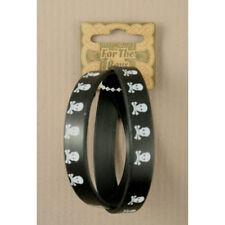 childrens rubber stretch skull bracelets