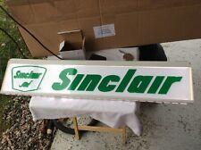 Philip Morris USA Dino Sinclair Gas Oil Lighted Shelf Sign Light In Box