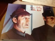 Ken Colley Signed Photo -  Star Wars - C.O.A DATED 2000. NEVER DISPLAYED