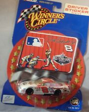 Winner's Circle Driver Sticker Series Dale Earnhardt Jr 2001 All Star Game 1:64