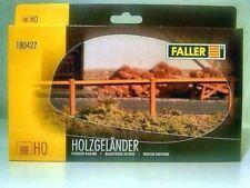 Artículos de escala H0 FALLER de madera para modelismo ferroviario