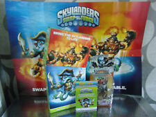 Skylanders Swap Force - Ufohut Carte + Lightcore Hex + Affiche + Housse - Neuf
