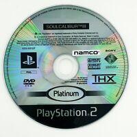 Soul Calibur III 3 - Playstation 2 / PS2 - Disque seul - PAL FR