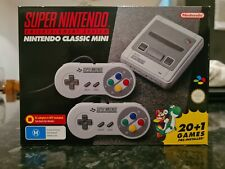 Super Nintendo Mini Brand New Never Opened