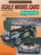 "[68115] ""Building and Detailing Scale Model Cars"" by Bill Coulter - 3rd Printing"