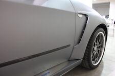Black Carbon Fiber Car Auto Accessory Body Trim Molding Made in USA 20' DIY Kit