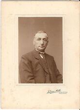 Großes CAB photo Feiner Herr - Bergenop Zoom / Roosendaal 1910er