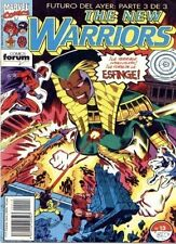 THE NEW WARRIORS vol. 1 - nº 13