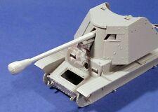 Panzer Art 1/35 7.5cm PaK 40 Gun Barrel w/Canvas Cover (Towed & SP Gun) RE35-166