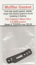 Traxxas T-Maxx Nitro 2.5 4Wd Exhaust Gasket 2 Pack Nip