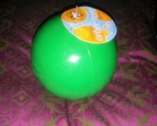"""Planet Dog Orbee-Tuff Green Ball, Mint Scented Durable Dog Treat Toy 4"""" New-NR!"""