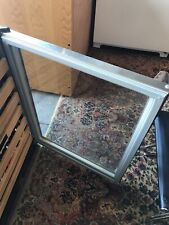 Vinotemp Vt-50. Stainless Steel Glass Door ( Dented On The Left By The Handle )