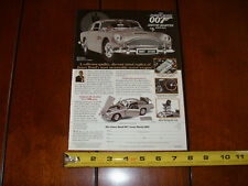 JAMES BOND 007 ASTON MARTIN DANBURY MINT ORIGINAL 2000 AD