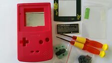 ES- PHONECASEONLINE CARCASA GAMEBOY COLOR PIKACHU PINK NUEVA