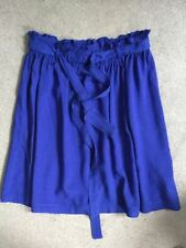 New Look Viscose Short/Mini Regular Size Skirts for Women