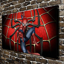 HD Canvas Print Paintings Marvel's Spider-Man Home Decor Wall Art Picture Poster