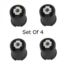 For 2000-2006 BMW X5 E53 Rear Axle Sub Frame Support Bushing Set Of 4 New