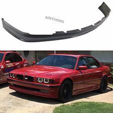 BMW E38 Alp Style Tuning Front Bumper Apron Full Splitter Addon Lip Valance