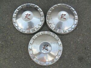 "61-62 AMC American Motors Rambler Classic 10"" dog dish wheel cover hub cap"
