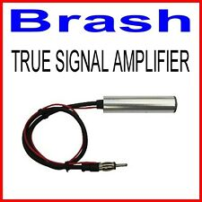 MITSUBISHI TRUE RADIO AMPLIFIER AM / FM ANTENNA AMPLIFIER WITH GENUINE BOOSTER.