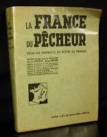 Die Frankreich Der Sinner Elluin Jacques Fishing IN 1939 Buch Angeln