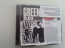 GREEN DAY American Idiot   ISRAELI    ISRAEL PROMO  CD hebrew stickers