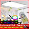 16-96W LED Deckenleuchte Badleuchte Deckenlampe Küche Wohnzimmer Dimmbar IP44