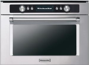 KitchenAid KOCCX 45600 Speed oven Stainless Steel 45 cm
