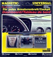 4531 autoadesivo 1974 Termometro bimetallico regolabile del giudice//HR art