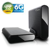 2000GB Fantec DB-ALU3e-6G  USB 3.0 + eSATA Case (UASP )
