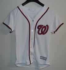 Majestic Cool Base MLB Washington Nationals Baseball BOBO #3 Jersey Youth M Sewn