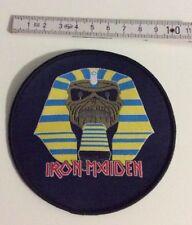 Iron Maiden Aufnäher - sehr Selten