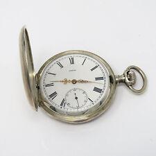 Special Antique Pocket Watch Omega 3 Grand Prix Paris, Bruxelles and Geneve