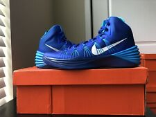 New Blue Nike Hyperdunk 2013 Size 11.5 With Box