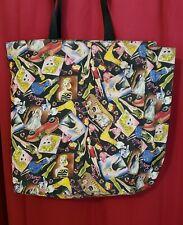 Vintage Nicole Miller Tote Bag, Barbie Print 1990's, Weatherproof