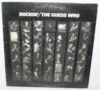 Rockin' The Guess Who LSP-4602 RCA Vinyl Record Album LP Vintage