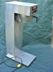 Ice Tea Brewer Bloomfield Model 8357 U can set it for 3 Or 5 Gal NSF