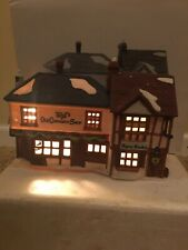 "Dept 56 Dickens Village Full Size ""The Old Curiosity Shop"" Retired Vintage 1987"