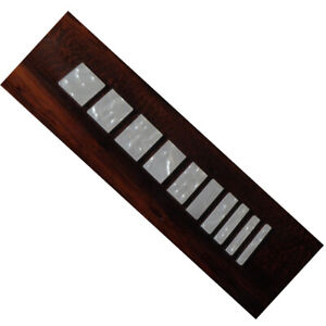 Set of 10 pearl guitar inlays finger board position markers