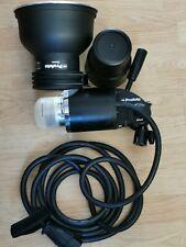Profoto ProHead Plus 500W with brand new Zoom Reflector